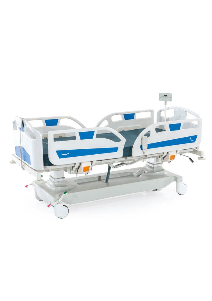 hepta global hospital bed