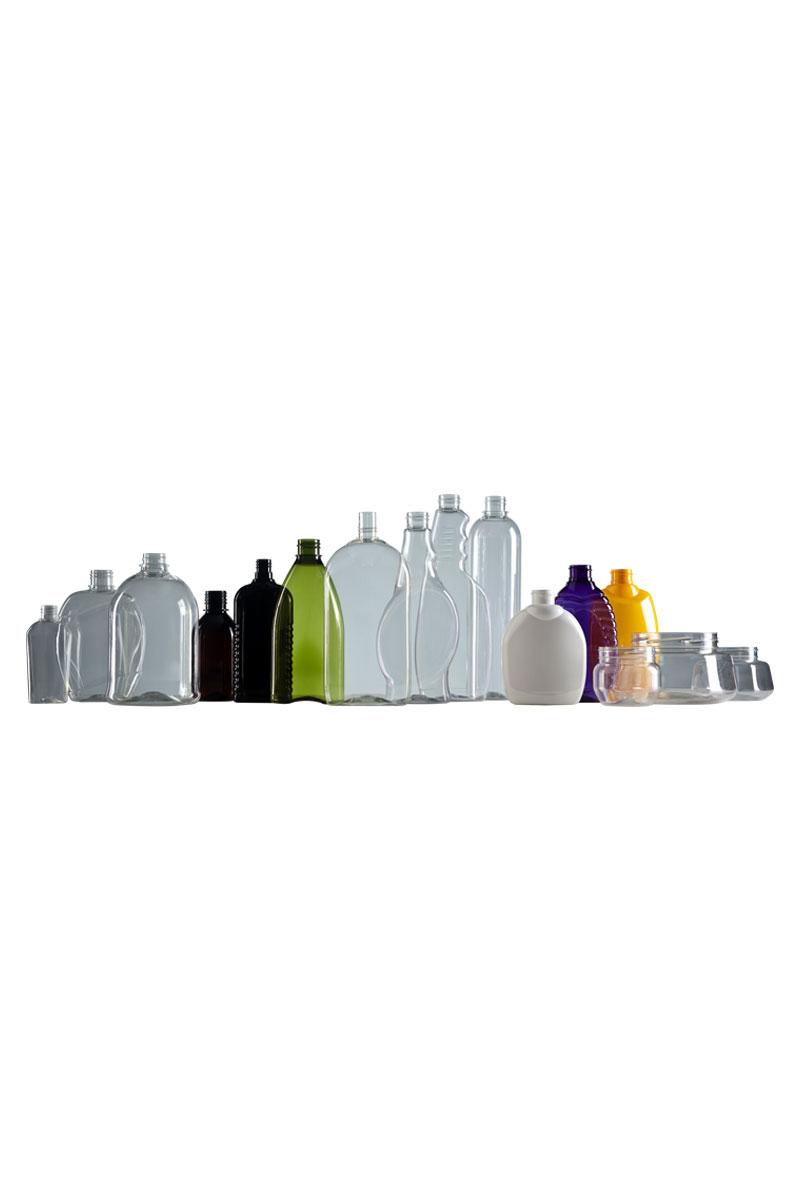 hepta global plastic bottle